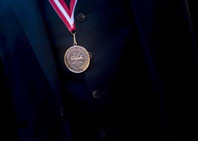 Pre-wedding: Bronze medal of the Danish Pro Hockey League, 2017/2018 Season.
