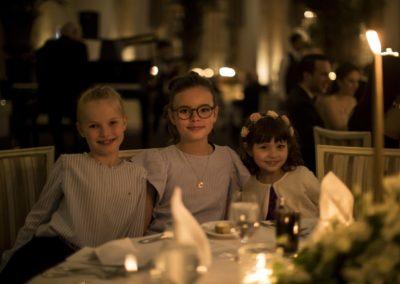 Dinner: Family of the Groom.