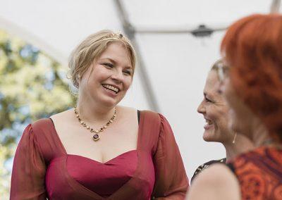 Naming Ceremony, August 1, 2019, St. Karlshof. Photo: Gina Held
